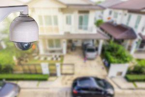 Sistema CCTV en el hogar